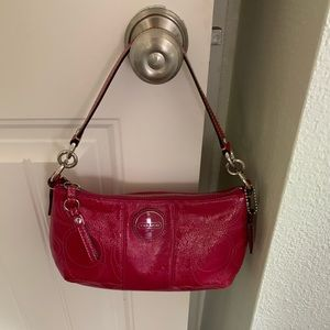 Vintage Coach Mini Shoulder Bag
